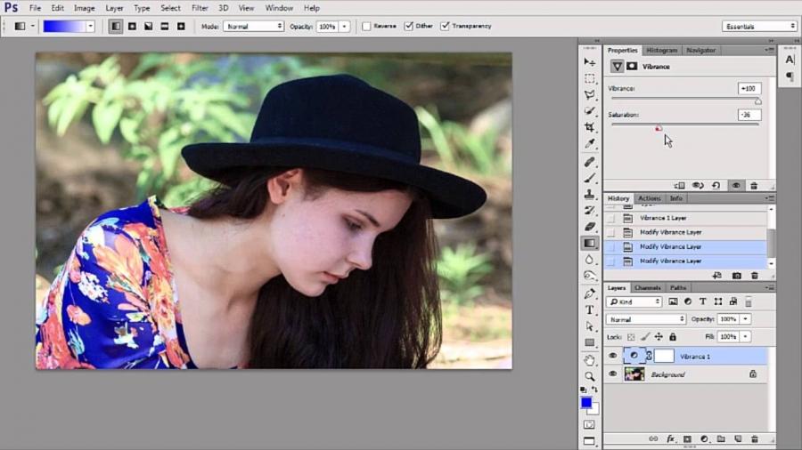 Фотошоп для фотографов